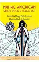 9780880795333: Native American/Tarot Cards and Book
