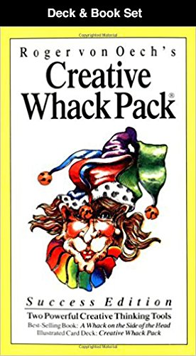 9780880795432: Creative Whack Pack Deck & Book Set
