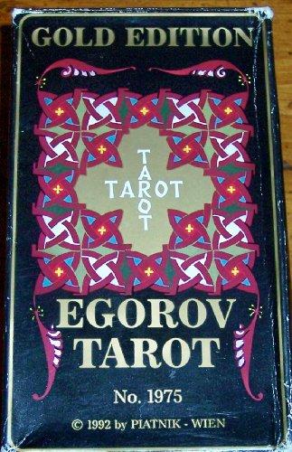 9780880795807: Egorov Russian Tarot Deck