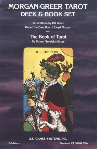 9780880795937: The Morgan-Greer Tarot Deck with Book(s) (Deck&Book)