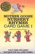 9780880796477: Mother Goose Nursery Rhymes I Card Game [With Rule Card Suitable for All Card Games]