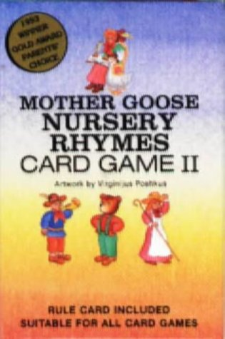 9780880796484: Mother Goose Nursery Rhymes: Card Game II