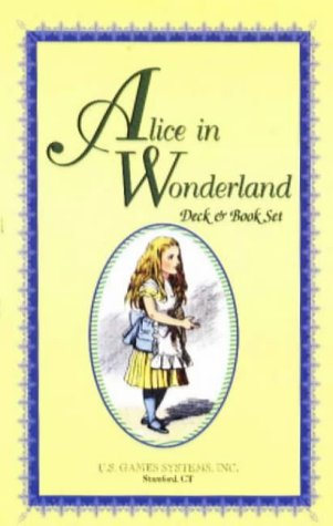 9780880797047: Alice in Wonderland Deck & Bk