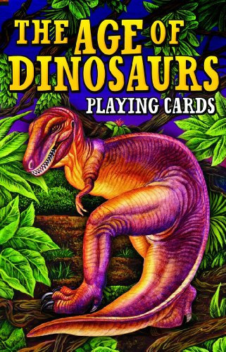 9780880797092: Age of Dinosaurs Card Game