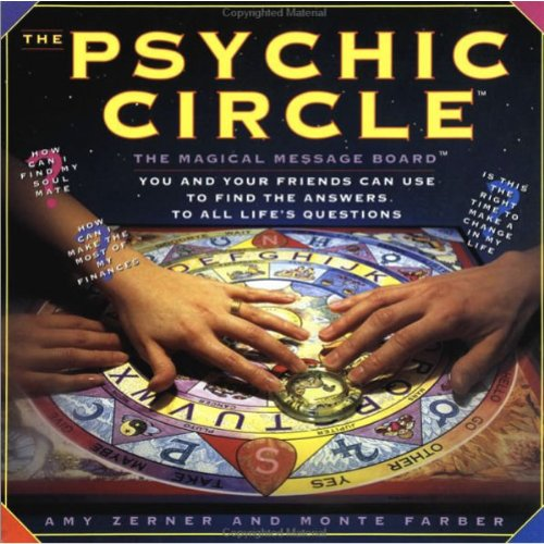 9780880797306: The Psychic Circle the Magical Message Board