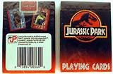 9780880798037: Jurassic Park Playing Cards