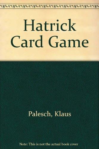 9780880799621: Hattrick! Card Game