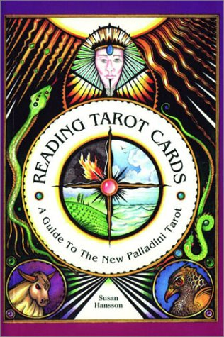9780880799980: The New Palladini Tarot Deck [With Book]
