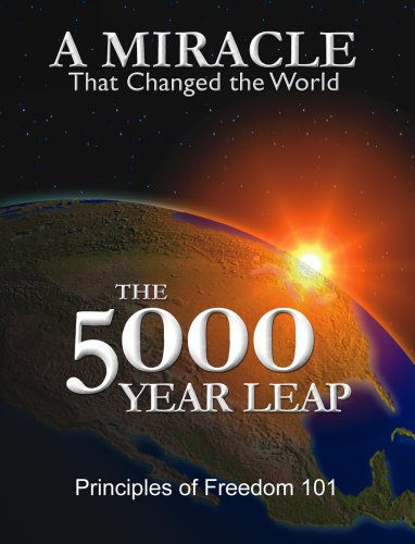 9780880801485: The 5000 Year Leap: The 28 Great Ideas That Changed the World