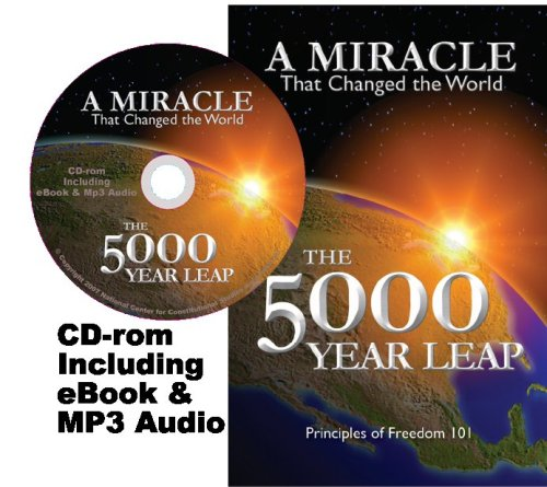 9780880801539: The 5000 Year Leap (Original Authorized Edition) [plus MP3 Audio-CD and eBook]