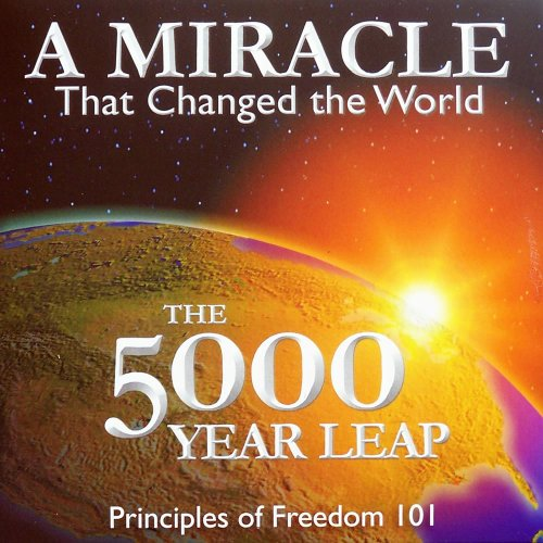 9780880801546: The 5000 Year Leap [MP3 Audio]