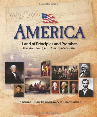 9780880801805: America: Land of Principles and Promises