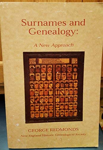 9780880820523: Surnames and Genealogy: A New Approach