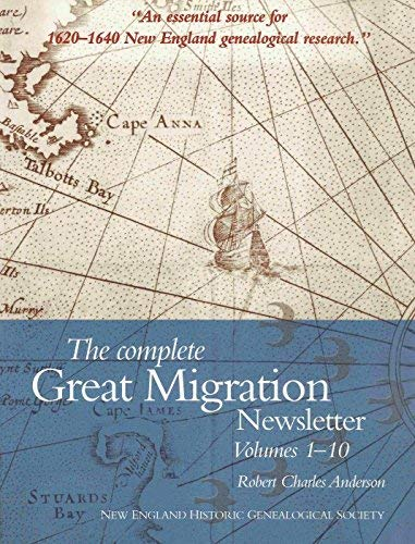 9780880821407: The Complete Great Migration Newsletter Volumes 1 Through 10 ( 1990-2001)