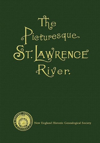 9780880822336: The Thousand Islands Of The St. Lawrence River