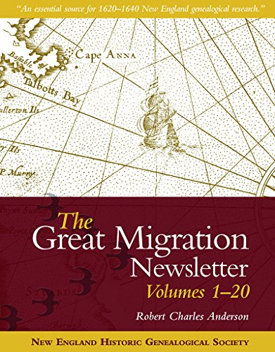 9780880822763: The Great Migration Newsletter, Volumes 1-20 (1990-2011)