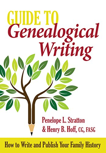 9780880823128: Guide to Genealogical Writing, 3rd Edition