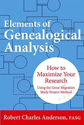 9780880823135: Elements of Genealogical Analysis