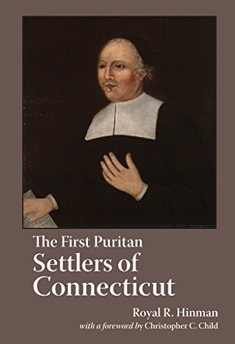 9780880823289: The First Puritan Settlers of Connecticut