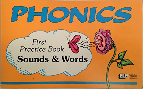 Phonics Sounds & Words (First Practice Book): Molly Rodgers