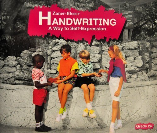 9780880851626: Zaner-Bloser Handwriting - A Way to Self-Expression, Grade 2M