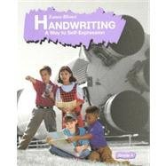 9780880851640: Zaner-Bloser Handwriting: A Way to Self-Expression (Grade 4)