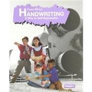9780880851640: Zaner-Bloser Handwriting: A Way to Self-Expression (Grade 4)