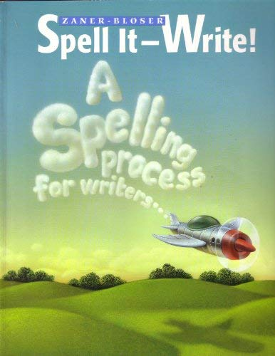 9780880853866: Spell It-Write: A Spelling Process for Writers Grade 3