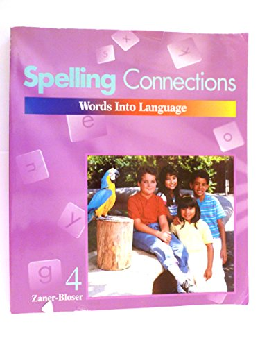 9780880857765: Spelling Connections: Level 4
