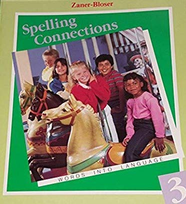 9780880857772: Spelling Connections (Words Into Language)