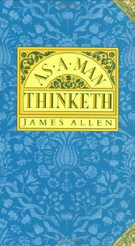 9780880880374: As A Man Thinketh