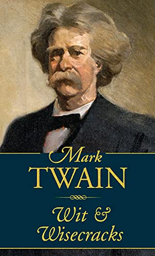 9780880880800: Mark Twain: Wit and Wisecracks (Americana Pocket Gift Editions)