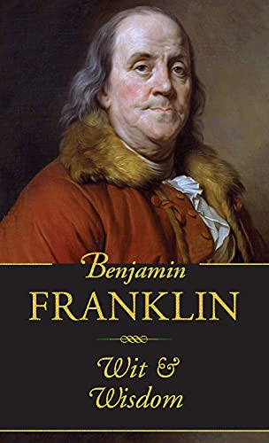 9780880880817: Benjamin Franklin Wit and Wisdom (Americana Pocket Gift Editions)