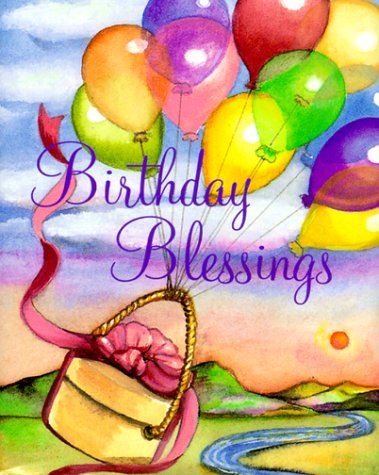 9780880881197: Birthday Blessings (With Charm) (Charming Petites Ser)