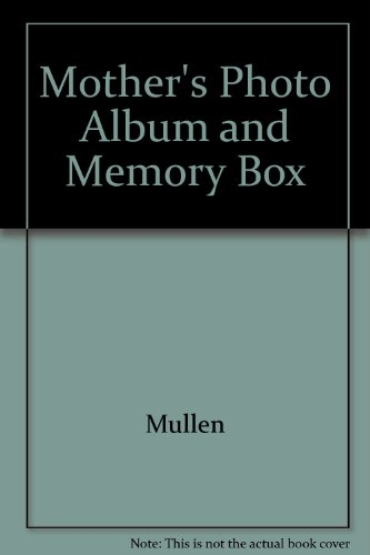 9780880881531: Mother's Photo Album and Memory Box