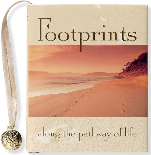 9780880881913: Footprints: Along the Pathway of Life (Mini Book, Scripture) (Inspire Books)