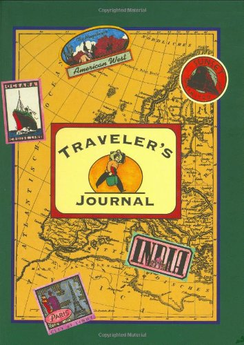 9780880882026: Traveler's Journal (Notebook, Diary) (Guided Journals)