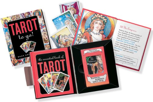 9780880882491: Tarot to Go!: Book and Card Set (Charming Petites)
