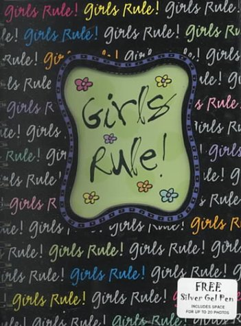 9780880882613: Girls Rule: A Guided Journal With Silver Gel Pen (Guided Journals)