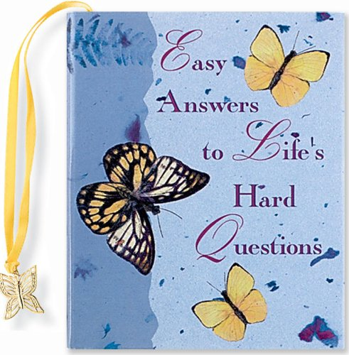 9780880883924: Easy Answers to Life's Hard Questions (Mini Book)