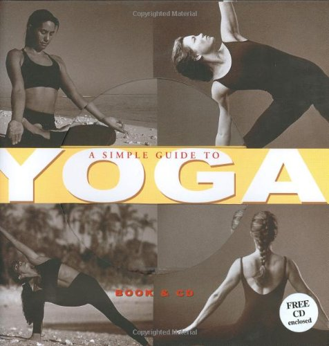 9780880884167: A Simple Guide to Yoga (Booknotes)
