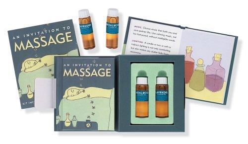 9780880884587: An Invitation to Massage (Activity Kit) (Holiday Petites Plus)