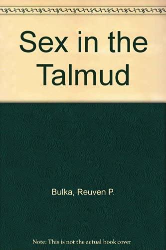 9780880884884: Sex in the Talmud