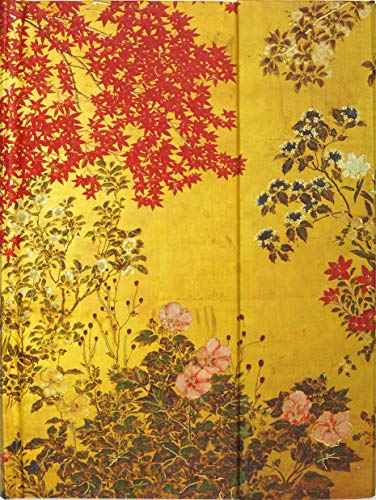 9780880885522: Japanese Screen: Edo Period Screen With Trees and Flowering Plants, 18th Century