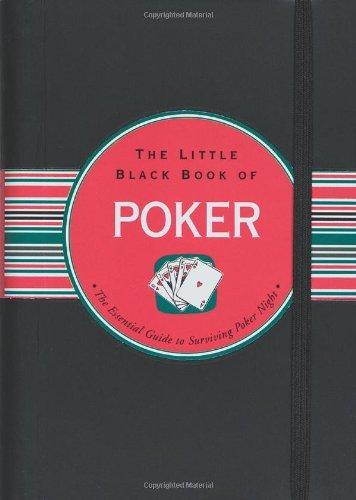 9780880885737: The Little Black Book of Poker