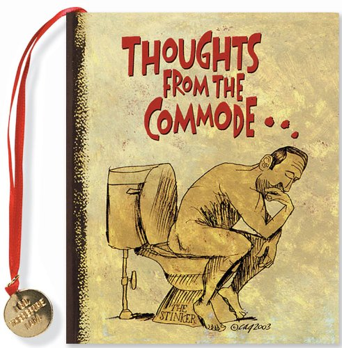 9780880885935: Thoughts from the Commode (Mini Book) (Charming Petites Series)