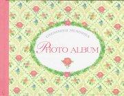 9780880886376: Cherished Memories Photo Album: With Ribbon Tie