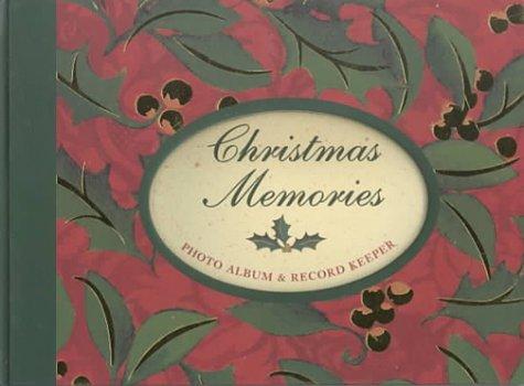 9780880886758: Christmas Memories: Photo Album & Record Keeper