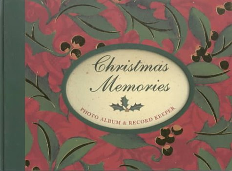 9780880886758: Christmas Memories: Photo Album & Record Keeper