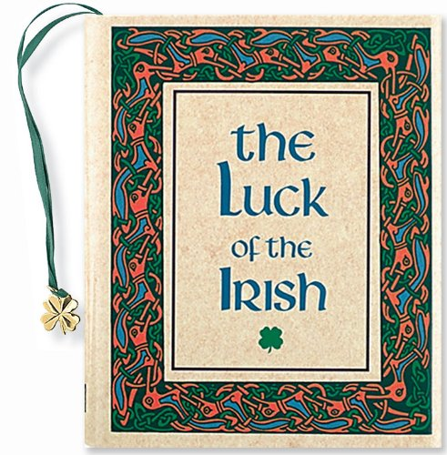 9780880887946: The Luck of the Irish (Mini Book) (Peter Pauper Charming Petites)